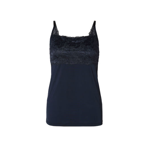 Milook Hilma top, midnight blue